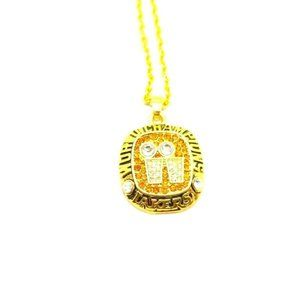 USA Los Angeles Lakers Pendant Necklace